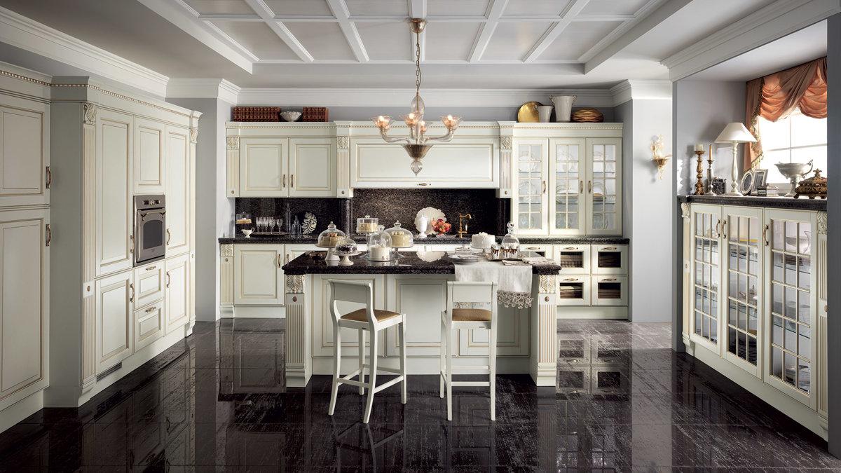 klasiskas virtuves iekartas